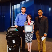 Christa receives the CWRU Doctoral Excellence Award in Biomedical Engineering, 2015. Congrats Dr. Modery-Pawlowski!